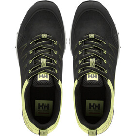 Helly Hansen Varde Trail Shoes Women, black/ebony/sunny lime